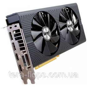 Видеокарта RX 570 8GB Sapphire NITRO+ (11266-09-20G) Б/У / Trade-in / Tera-Flops