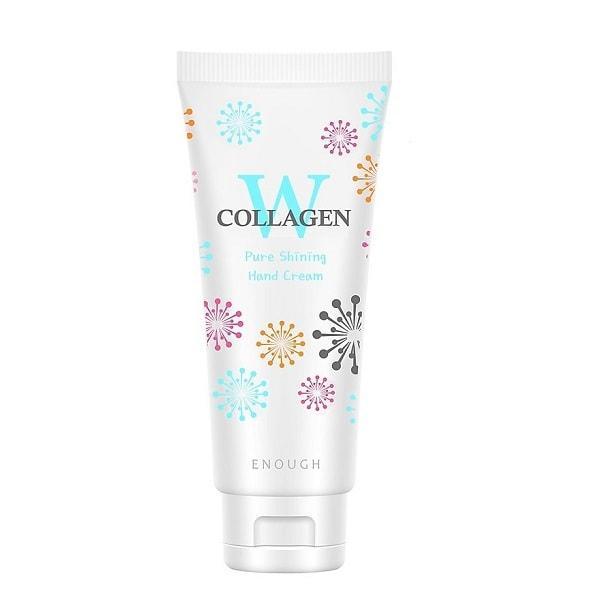 Крем для рук з колагеном Enough W Collagen Pure Shining Hand Cream, 100 мл