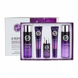 Омолаживающий набор средств с пептидами Enough Sensation Pro Balancing Skin Care
