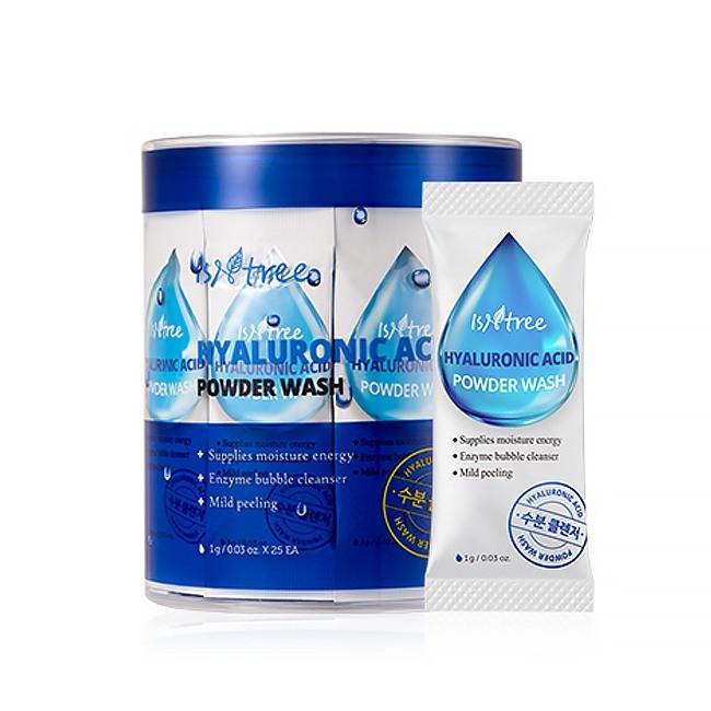 Ензимна пудра з гіалуронової кислотою ISNTREE Hyaluronic Acid Powder Wash, 1 шт