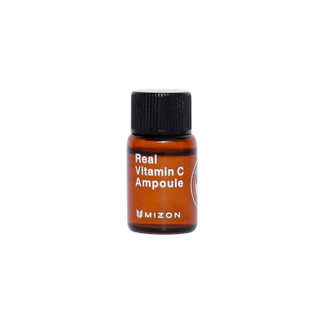Сироватка з вітаміном с для сяйва шкіри Mizon [Miniature] Real Vitamin C Ampoule, 4.5 ml