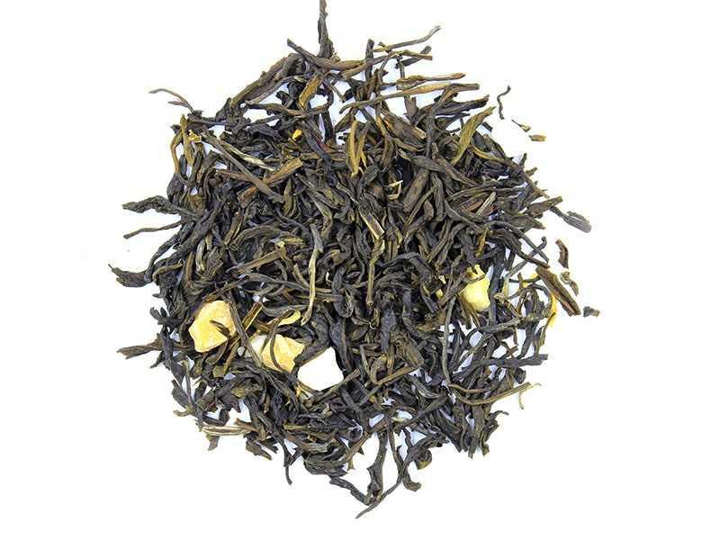 Чай Teahouse (Тиахаус) Манговый рай 250 г (Tea Teahouse Mango paradise 250 g)