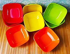 Набор посуды | Миска из мелемина | Набор тарелок