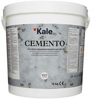 CEMENTO WHITE - Декоративная штукатурка 2х компонентная. Kale Decor