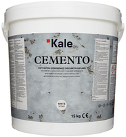 CEMENTO GREY - Декоративная штукатурка 2х компонентная. Kale Decor