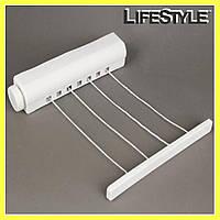 Бельевые веревки, Автоматическая бельевая веревка № K12-83