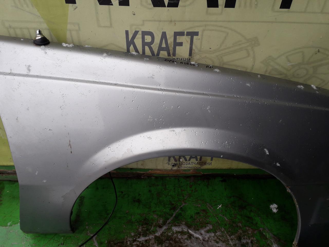 Б/у крыло переднее правое для Opel Ascona