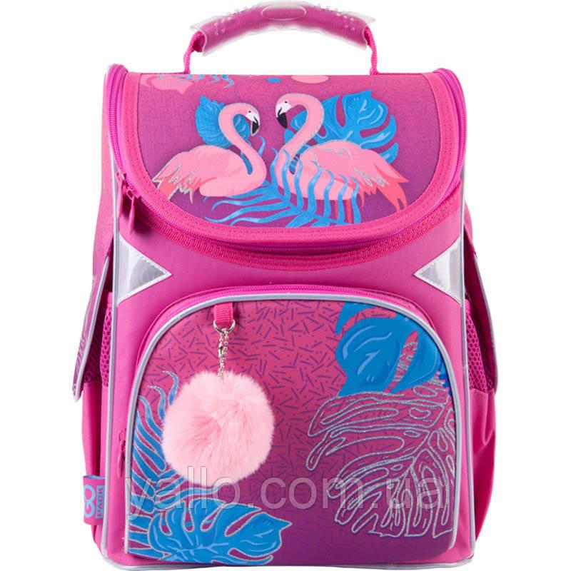 Рюкзак шкільний каркасний GoPack GO21-5001S-4