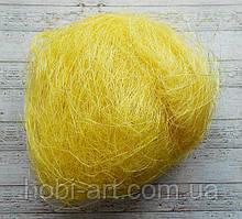Сизаль № 04 (ніжно жовта) 36-39г