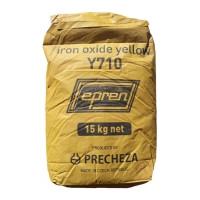 Пигмент для бетона. FEPREN - Желтый Y-710(Чехия) ОРИГИНАЛ!