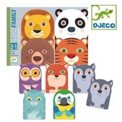 """DJECO Игра """"Маленькая семья"""" Little Family"""