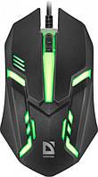 Компьютерная мышь Defender Cyber MB-560L мишка