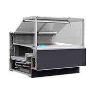 Модуль витрины холодильной UBC Group GRACIA М фронтальное стекло подъемное на газлифтах
