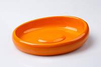 Мыльница настольная Нора оранжевый