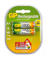 Аккумулятор GP AA / HR06 1300mAh 2шт