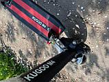 Електричний самокат підлітковий Kugoo S3 Jilong оригінал складаний металевий двоколісний, фото 7