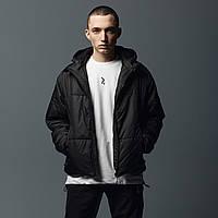 Куртка демисезонная мужская Yard черная