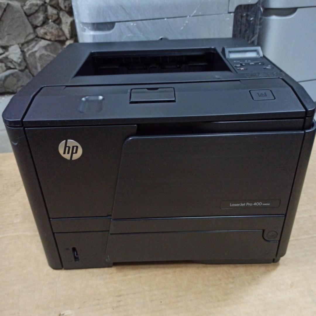 Принтер HP LaserJet Pro 400 M401d пробіг 14 тис. з Європи