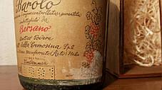 Вино 1981 року Barolo Італія, фото 3