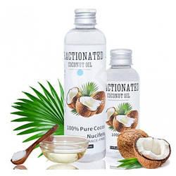 Кокосовое масло для волос, лица и тела he Beauty You Deserve 100% натуральное, очищенное (фракционированное)