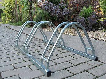 Велопарковка на 3 велосипеди Echo-3 Польща