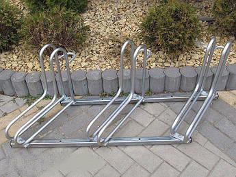 Велопарковка на 3 велосипеди Rad-3 Польща