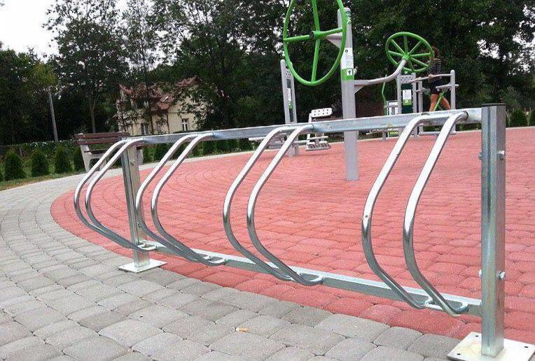 Велопарковка на 4 велосипеда Echo-4 Pion Польша