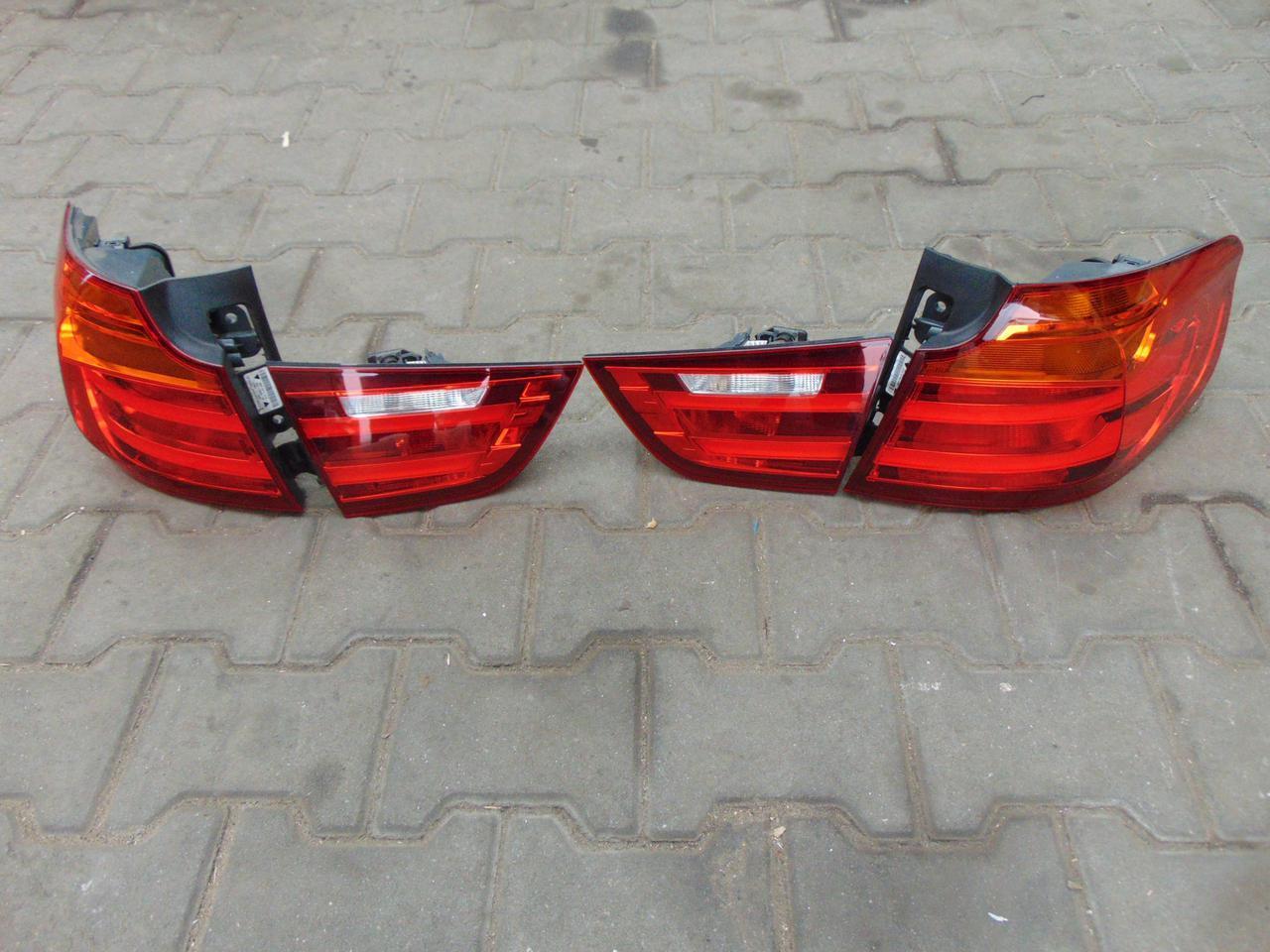 Фара ліва задня LED BMW 320 F34 GT 2016