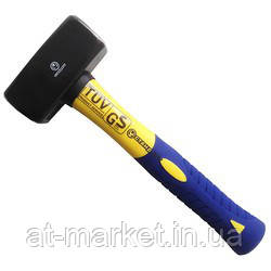 Кувалда 2 кг, ручка из фибергласса СТАНДАРТ SHF2000
