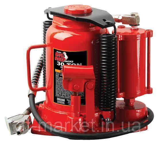 Домкрат пневмогідравлічний 30т 250-405 мм TORIN TRQ30002