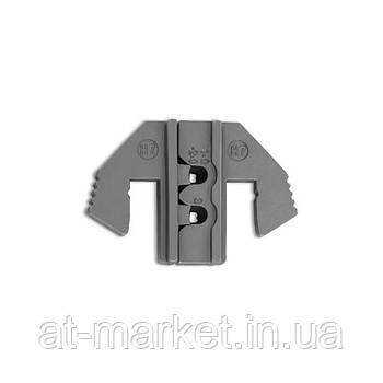 Сменные губки для клещей обжимки клемм (тип H7) TOPTUL DLAH7012