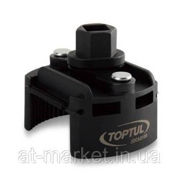 Съемник фильтров универсальный 115-140 мм TOPTUL JDCA0114