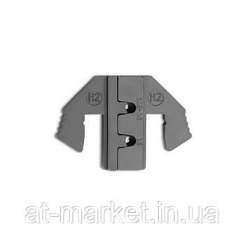 Сменные губки для клещей обжимки клемм (тип H2) TOPTUL DLAH2016