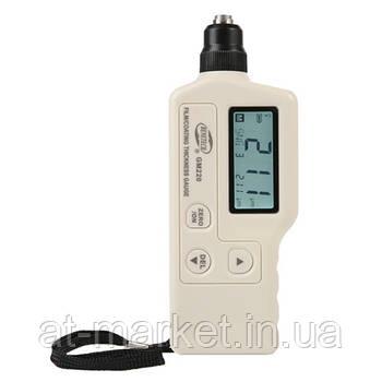Толщиномер (измеритель толщины краски) Fe, 0-1800мкм BENETECH GM220