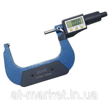 Мікрометр 75-100 мм цифровий PROTESTER 5202-100
