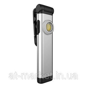 Светодиодный фонарь алюминиевый MINI (Made in GERMANY) L-0206W