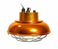 Рефлектор с галогенной лампой (абажур) Tehnomur S1030 цвет бронза