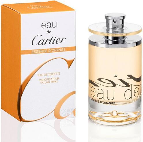 Мужская туалетная вода Cartier Eau de Cartier Essence d`Orange 100ml