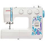 Швейная машина Janome A25, фото 8