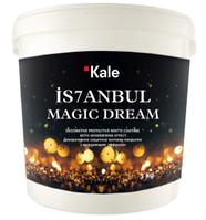 MAGIK DREAMS - Декоративный воск полуматовый с глиттерами трех цветов бронза, золото и серебро. Kale Decor