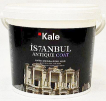 ANTIQUE COAT - Декоративный полуматовый воск на декоративные штукатурки. Kale Decor