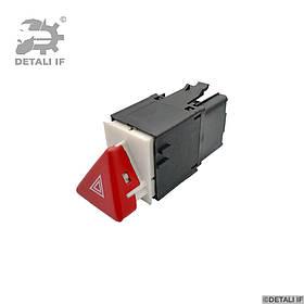 Кнопка аварийки Passat B6 Volkswagen 3C0953509A