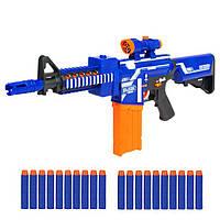 Детские пистолеты, винтовки с мягкими пулями