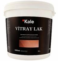 VITRAY LAK - Лак акриловый для фасадных и внутренних работ. Kale Decor