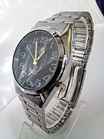Чоловічий наручний годинник brave на браслеті