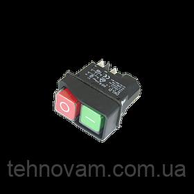 Кнопка бетономешалки 4 контакта