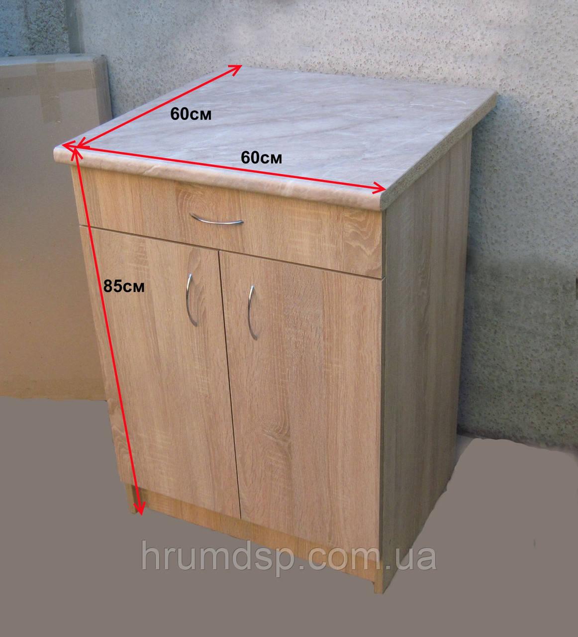 Стіл кухонний 60х60 (Sonoma)
