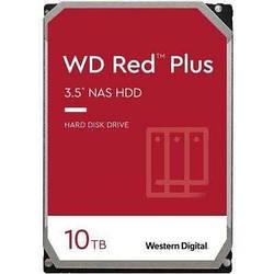 Жорсткий диск 10TB WD (WD101EFBX) Red Plus 256MB 7200rpm 3.5 SATA 6Gb/s