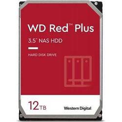 Жорсткий диск 12TB WD (WD120EFBX) Red Plus 256MB 7200rpm 3.5 SATA 6Gb/s