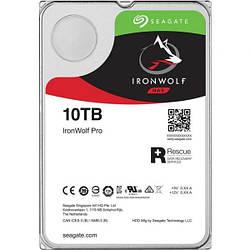 Жесткий диск 10TB Seagate IronWolf Pro (ST10000NE0008) 3.5 SATA 6Gb/s